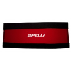 Защита пера велосипеда Spelli SPL-810 RED