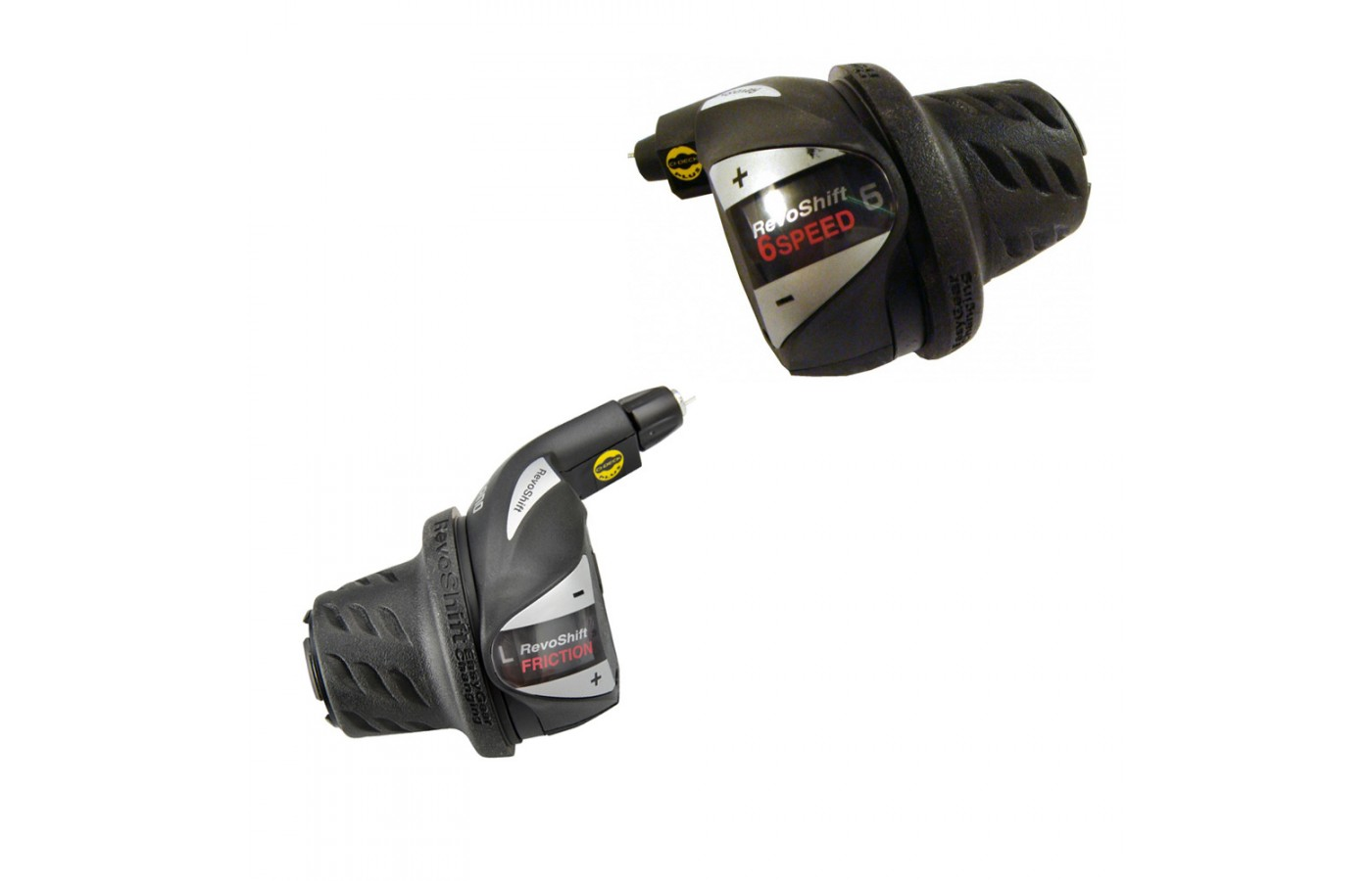 Шифтеры Shimano SL-RS36 Revo Shift Tourney 3/6 spd