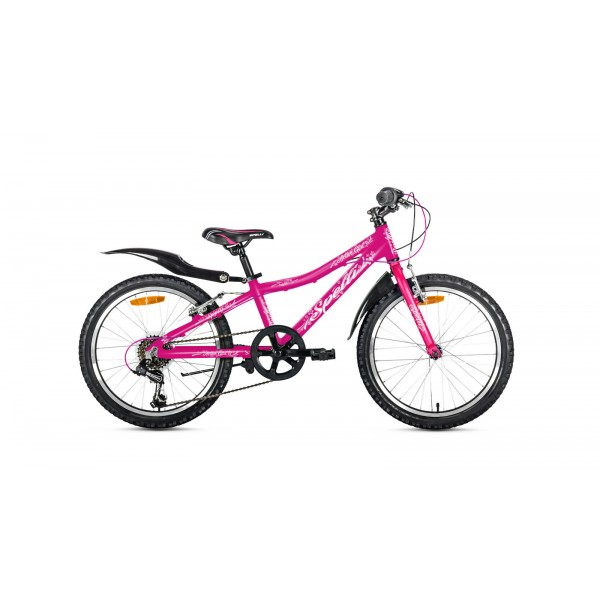 Велосипед 20 Spelli Active Girl alu